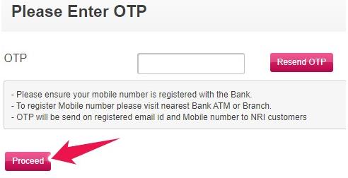 Axis Bank Internet Banking Login