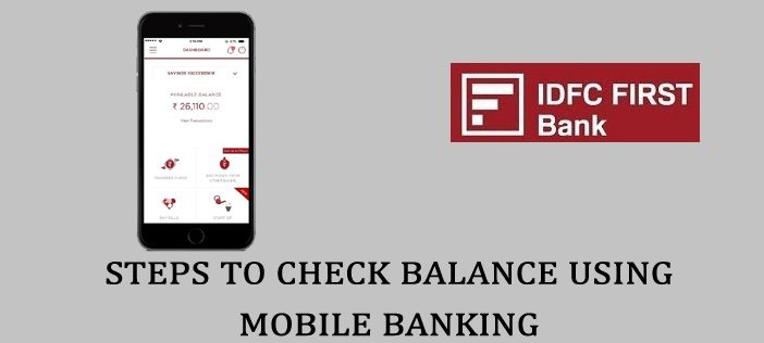 IDFC First Bank (New) Mobile Banking Application