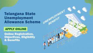 Telangana Unemployment Allowance Scheme 2021