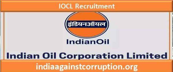 (513 Vacancies) IOCL Recruitment 2021 | Junior Engineering Assistant-IV Jobs Notification