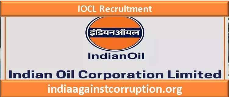 IOCL Recruitment 2021
