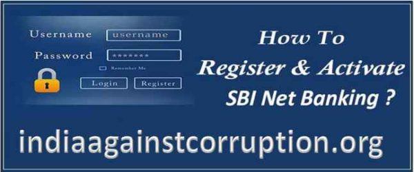 SBI Internet Banking Registration (Online)   SBI Mobile Banking (Yono Lite)