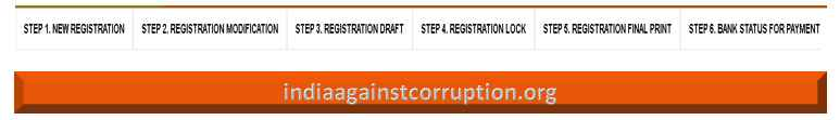 UP E Uparjan Kisan registration 2021-22